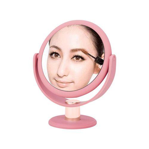 Blush, Rose Gold Handheld Hinge Mirror