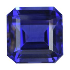 AAAA Tanzanite Octagon Free Faceted (10.98x10.92x7.80) 8.85 Cts