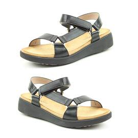 Heavenly Feet Delta Sandal (Size3) - Black