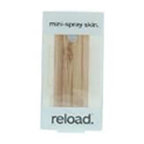 Reload Mini Spray Skin - Bamboo Wood Light