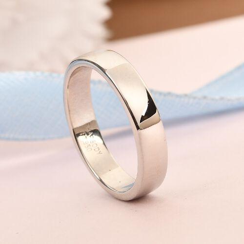 RHAPSODY 950 Platinum Band Ring