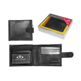 Close Out Deal 100% Genuine Leather RFID Blocking Wallet - Bi-Fold