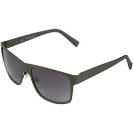 GUESS Square Unisex Sunglasses - Black