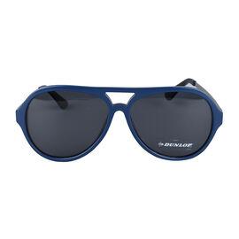 DUNLOP Unisex Aviator Sunglasses - Blue