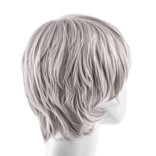 Easy Wear Wigs: Lidia - Light Grey