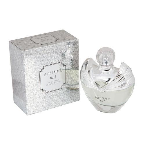 Pure Femme: Silver Eau De Parfum - 100ml
