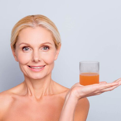 SkinFormative: Fabulous at 50 Plus - Natural Orange Flavour (500ml)
