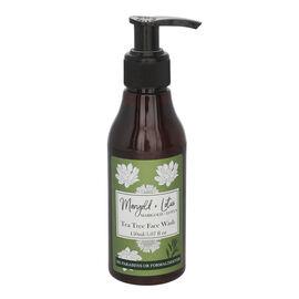 Marigold + Lotus Tea Tree Face Wash - 5.72 oz (150ML)