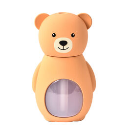 Damo Bear Humidifier in Orange