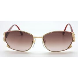 CHRISTIAN DIOR Vintage Style Sunglasses -Rose