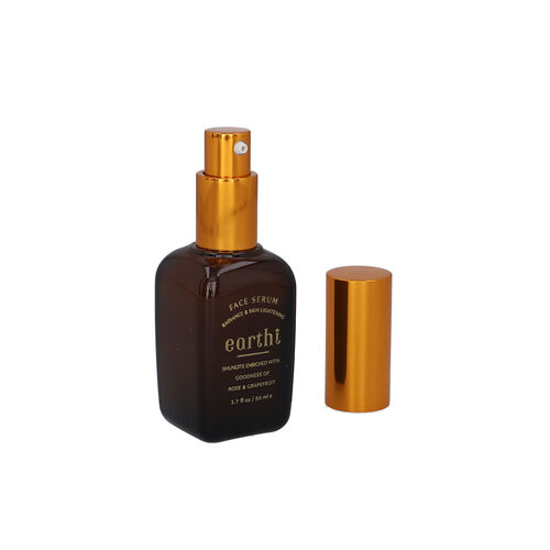 Shungite Enriched Earthi Seaweed and Papaya Face Pack Cream with complementary Vetiver Facial serum (100ml+50ml)