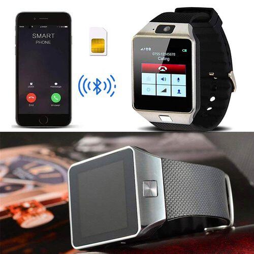 Challenger: Bluetooth Phone Watch - Silver