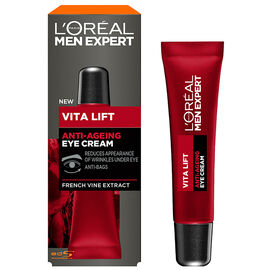 Loreal: Men Expert Anti-Ageing Eye Cream - 15ML