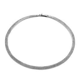 Royal Bali Tulang Naga Chain Necklace in Sterling Silver 60.40 Grams 20 Inch