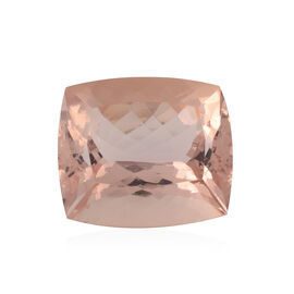IGI Certified AAAA Morganite Faceted Cushion  23.95x20.91 4A 49.840 Cts  (GT13506102)