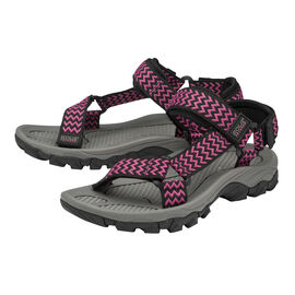 Gola Blaze Walking Sandals in Pink and Black Colour