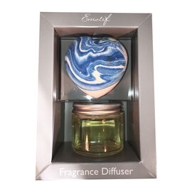 New Launch- Emotif Heart Diffuser Sea Lily