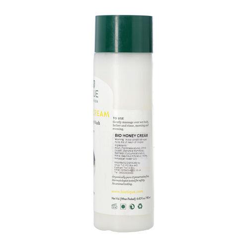Biotique Bio Honey Cream Rejuvenating Bodywash 100% Soap Free - 190ml