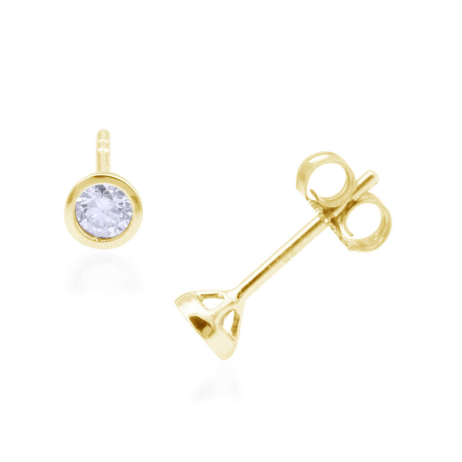 Carat Diamond Stud Earrings Canada