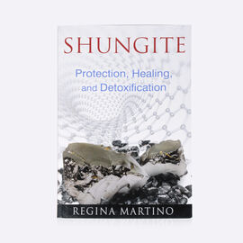Shungite Protection, Healing, Detoxification Book