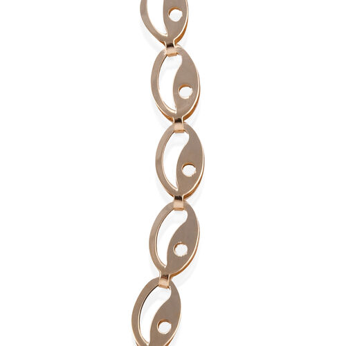Super Auction- Royal Bali Collection 9K Yellow Gold NYEPI Necklace (Size 18), Gold wt 5.94 Gms.