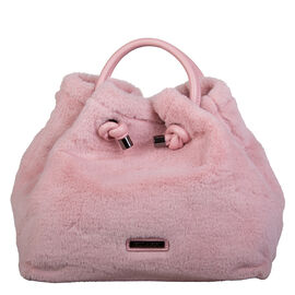 Bulaggi Collection- Viola Handbag (Size 28x27x14 Cm) - Pink