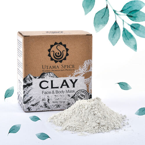 100% Natural Volcanic Clay Mask