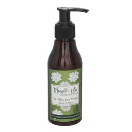 Marigold + Lotus Tea Tree Face Wash - 5.72 oz