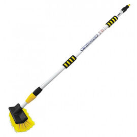 ROLSON Heavy Duty Telescopic Water Fed Floor Brush