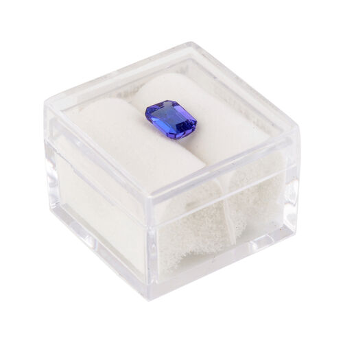 AAA Tanzanite Octagon 7x5 Faceted 1.00 Ct.