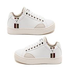 19V69 ITALIA Mens Sneaker Shoes - Off White