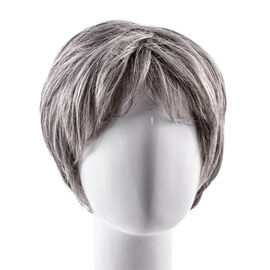 Easy Wear Wigs: Megan - Dark Grey