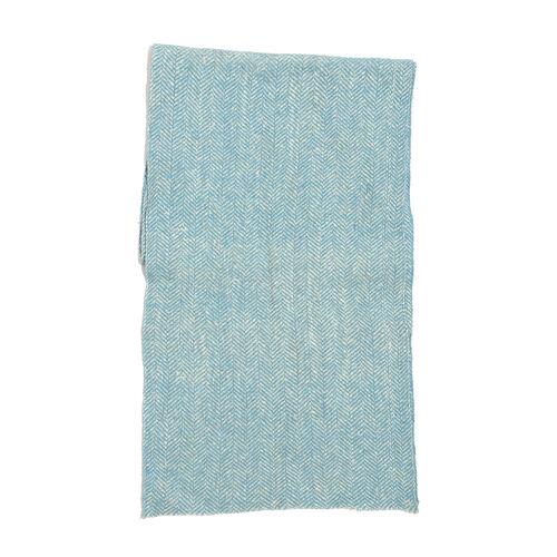 Close Out Deal-Sky Blue Colour Muffler (Size 170x35 Cm)