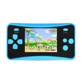 Aquarius Handheld Game (220 Games) (Size:11.4x6.1x2Cm) - Blue