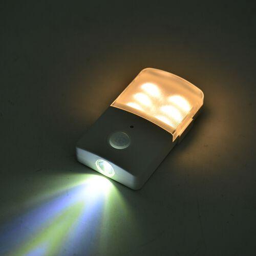White Colour Multi Functional Auto Sensing LED Light
