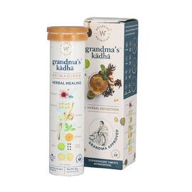 Wellbeing Nutrition: Grandma Kadha - 15 Effervescent tablets