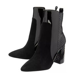 Ravel Sagua Ankle Boots - Black