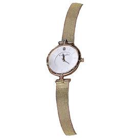 ETERNITY Swarovski Studded Ladies Watch with Gold Tone Strap