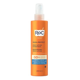 ROC: Spray Lotion SPF50 Sun Protect Moisturising - 200ml