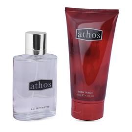 Laurelle: Athos Eau De Toilette - 100ml & Body Wash - 125ml