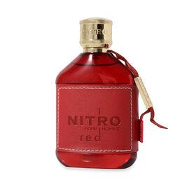 Nitro: Red Pour Homme Eau De Parfum - 100ml