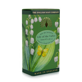 The English Soap Company: Eau De Toilette Spray ((Lily of the Valley) - 100ml