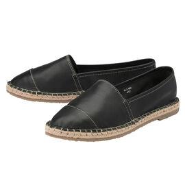 Ravel Bargo Leather Slip-On Shoes - Black