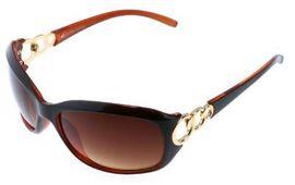 Designer Inspired Fashion Sunglasses - Chocolate