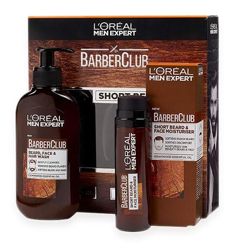 LOREAL Men Expert Barberclub Short Beard Kit Collection Gift Set For Him