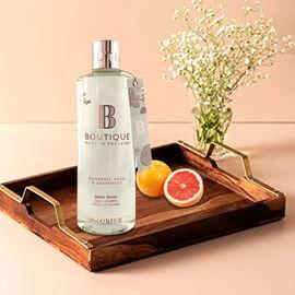 Boutique: Mandarin, Basil & Grapefruit Body Wash - 500ml