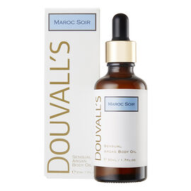Douvalls: Scented Argan Oil Moroc (Night) - 50ml