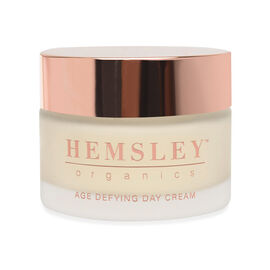Hemsley Organic: Age Defying Day Cream - 50ml