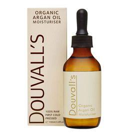 Douvalls: Organic Argan Oil Moisturiser - 100ml