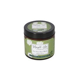 Marigold + Lotus Tea Tree Face Mask - 3.52 oz (100GM)